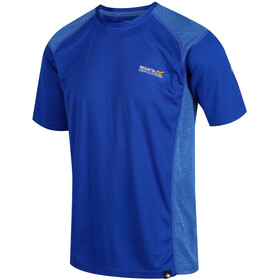 Regatta Hyper-Reflective II Camiseta Hombre, surf spray/surf spray reflective